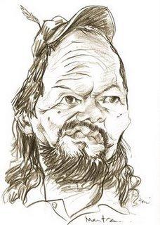 karikatur-sutardji-calzoum-bachri